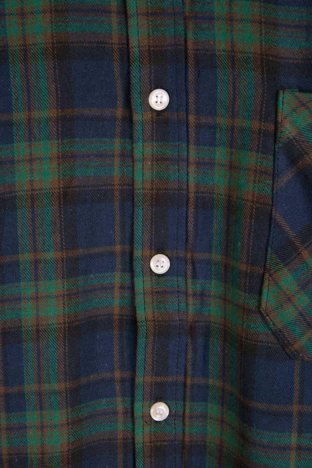 Shirt H051 Green 13