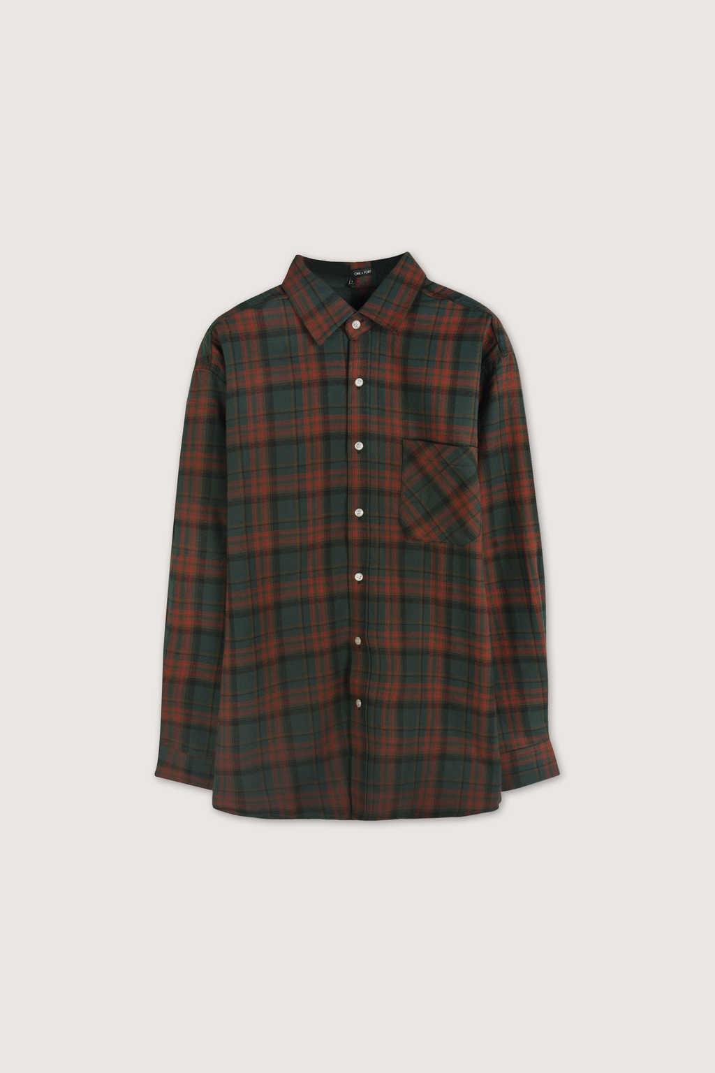 Shirt H051 Red 10