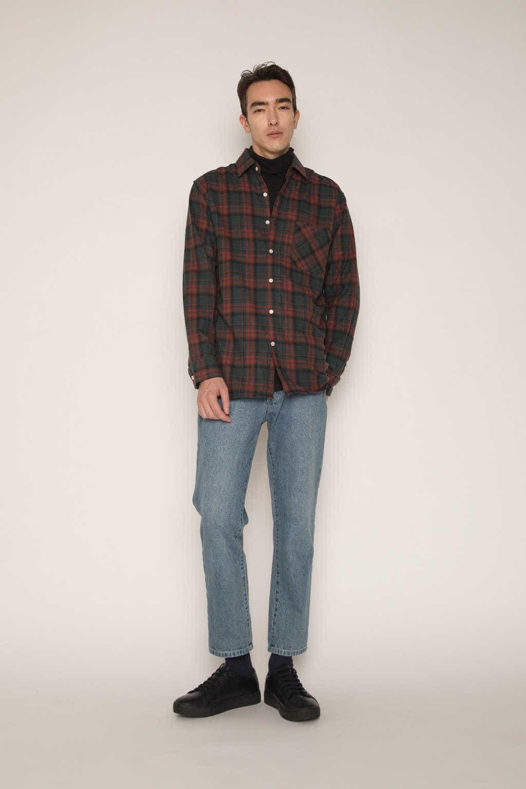 Shirt H051 Red 2