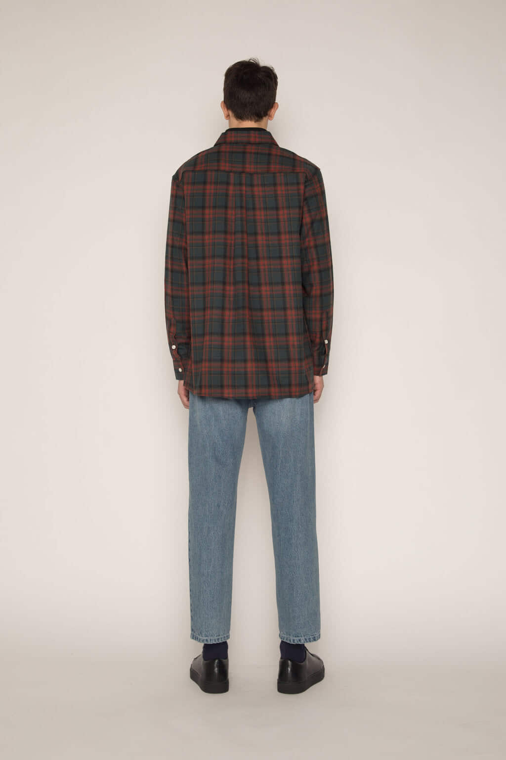 Shirt H051 Red 4