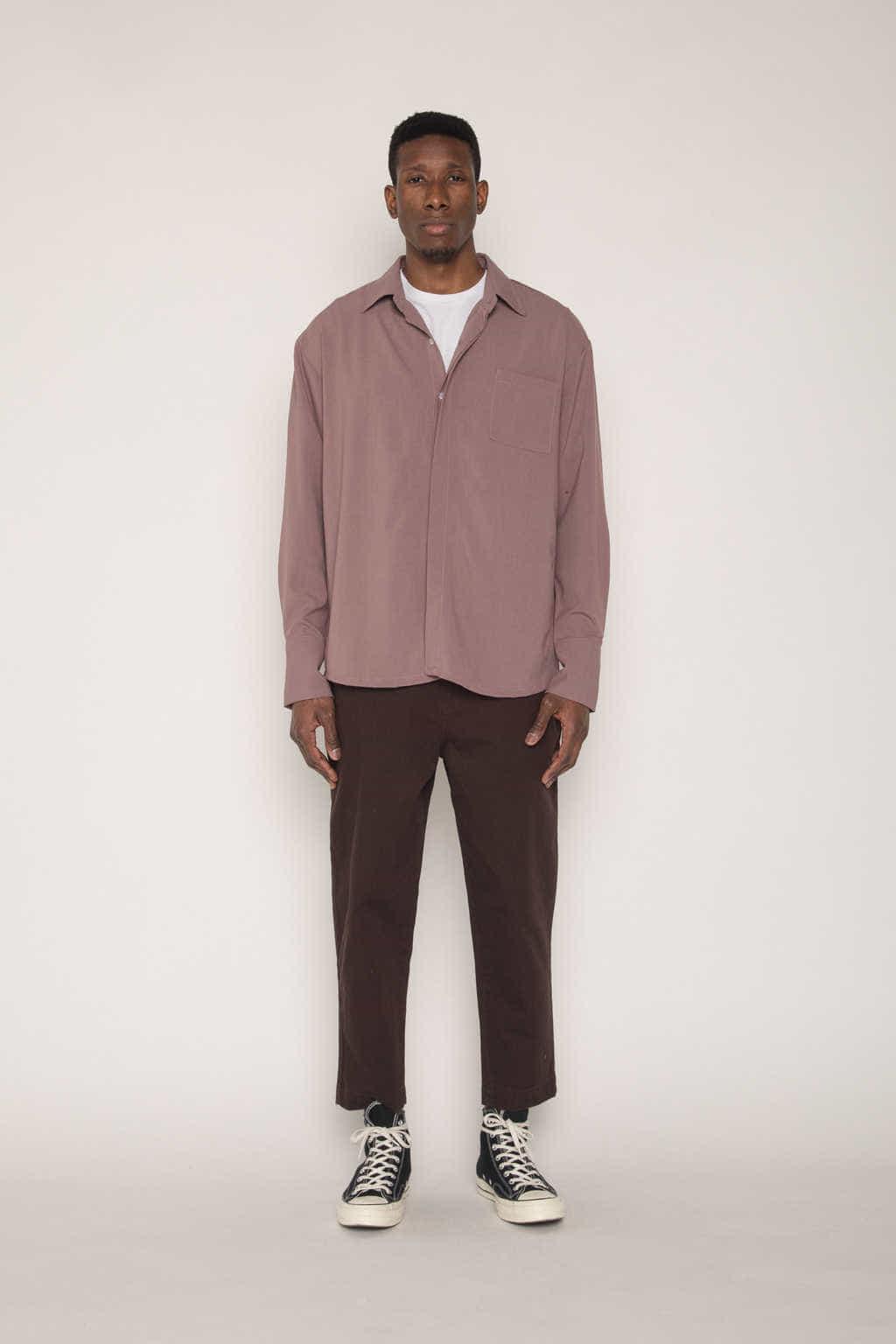 Shirt H056 Pink 1