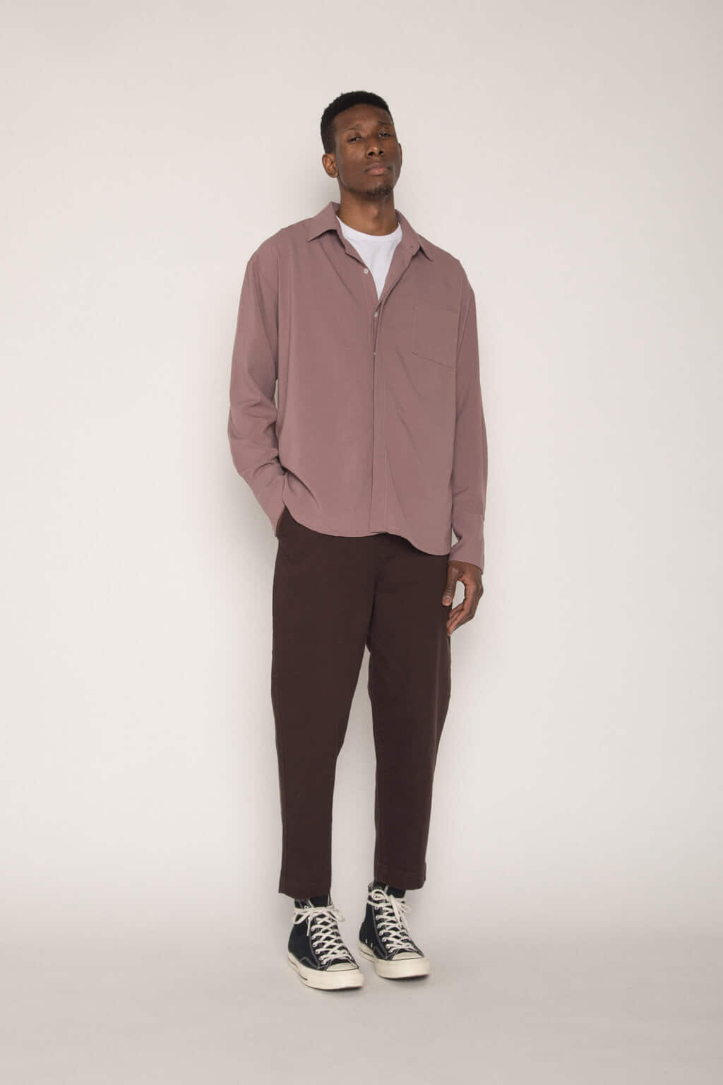 Shirt H056 Pink 2