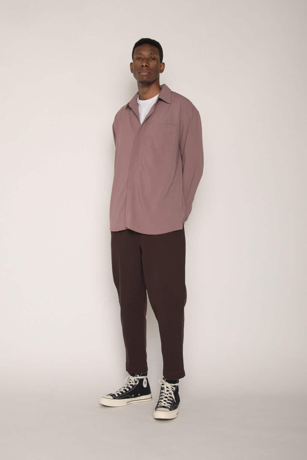 Shirt H056 Pink 3
