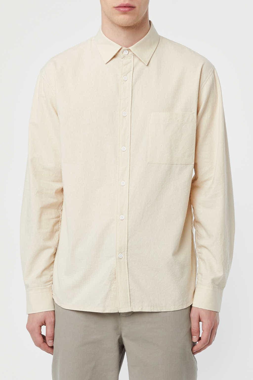 Shirt K001 Cream 2