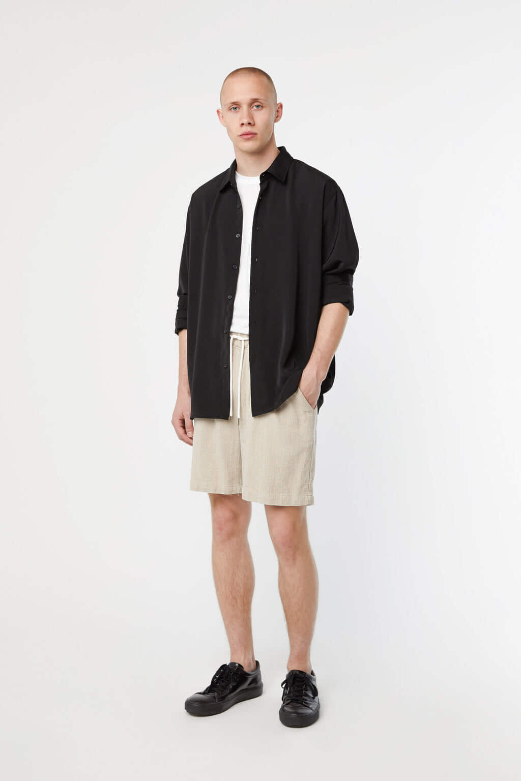 Shirt K002 Black 1