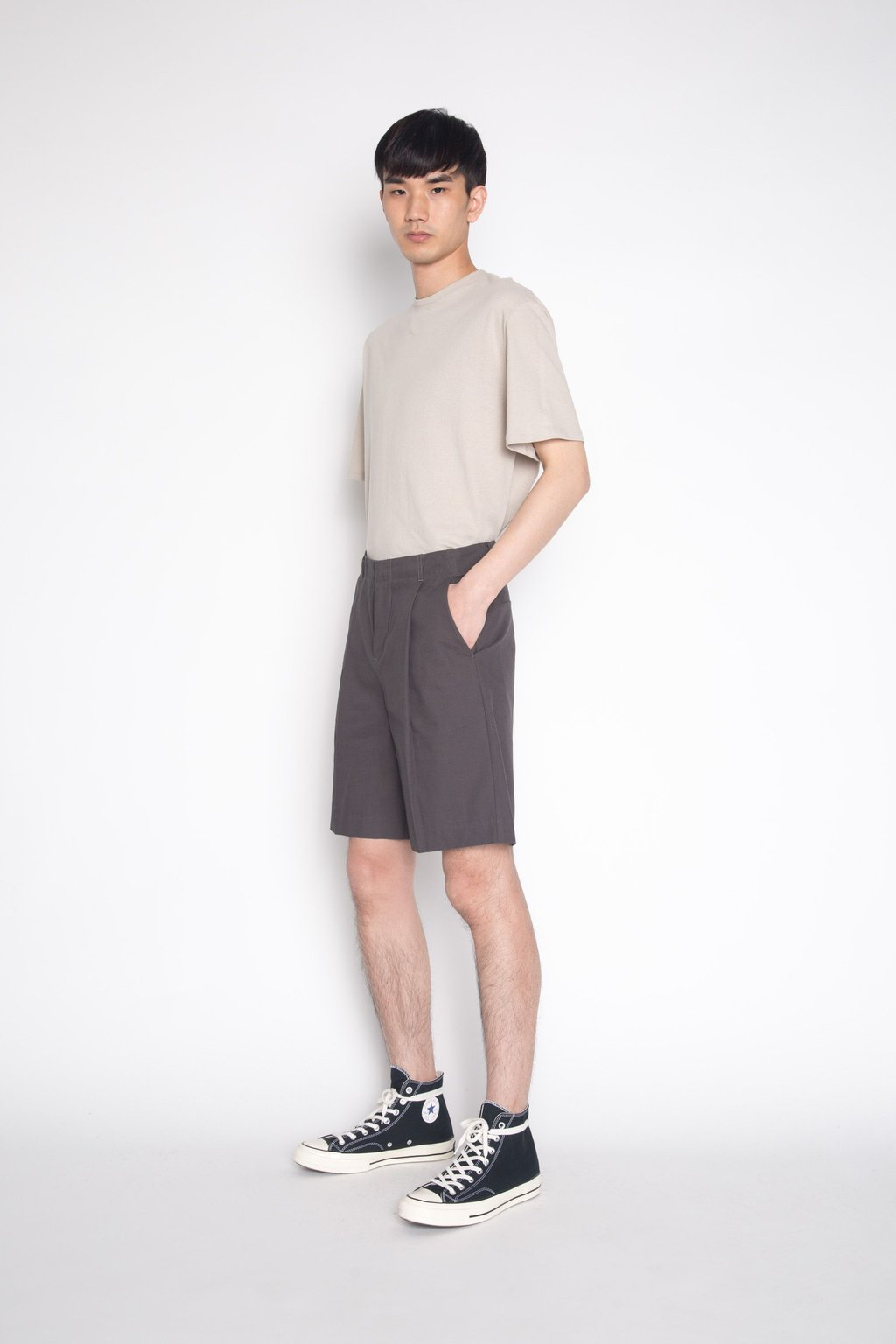 Short 1333 Dark Gray 3