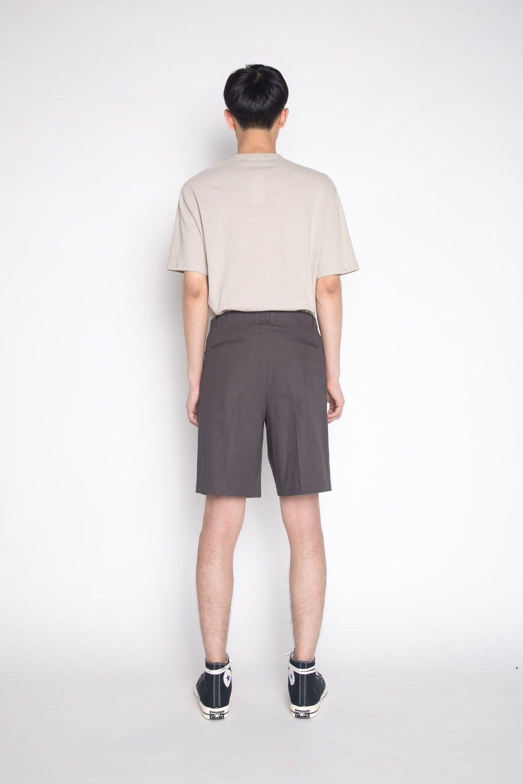 Short 1333 Dark Gray 4