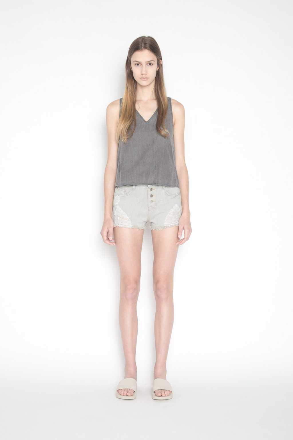 Short H016 Gray 2