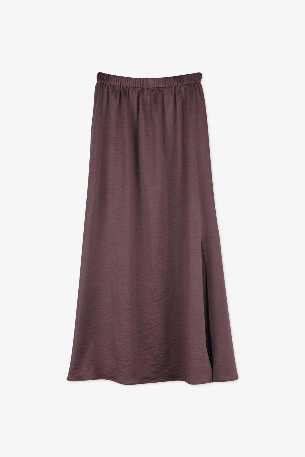 Skirt 1316 Burgundy 11