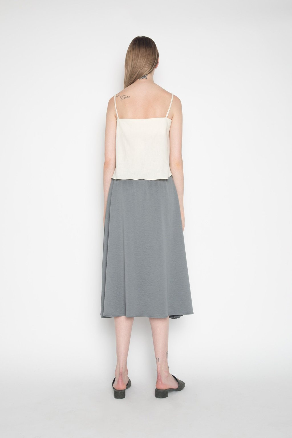 Skirt 1316 Olive 8