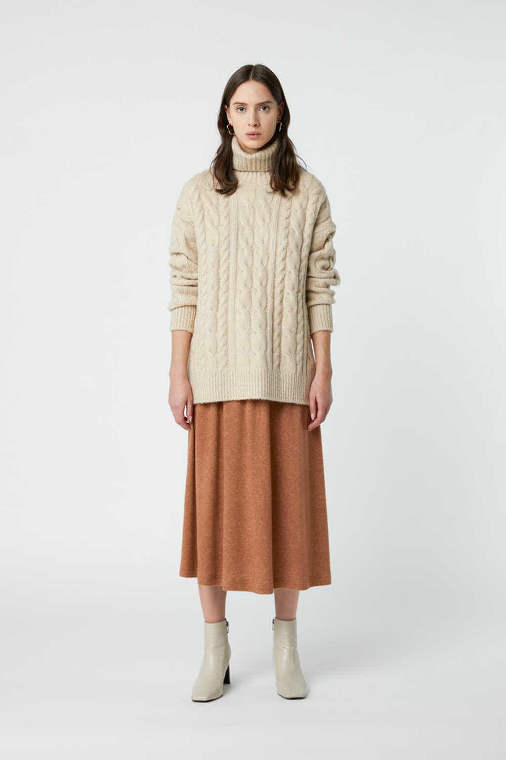 Skirt 2701 Pink 3