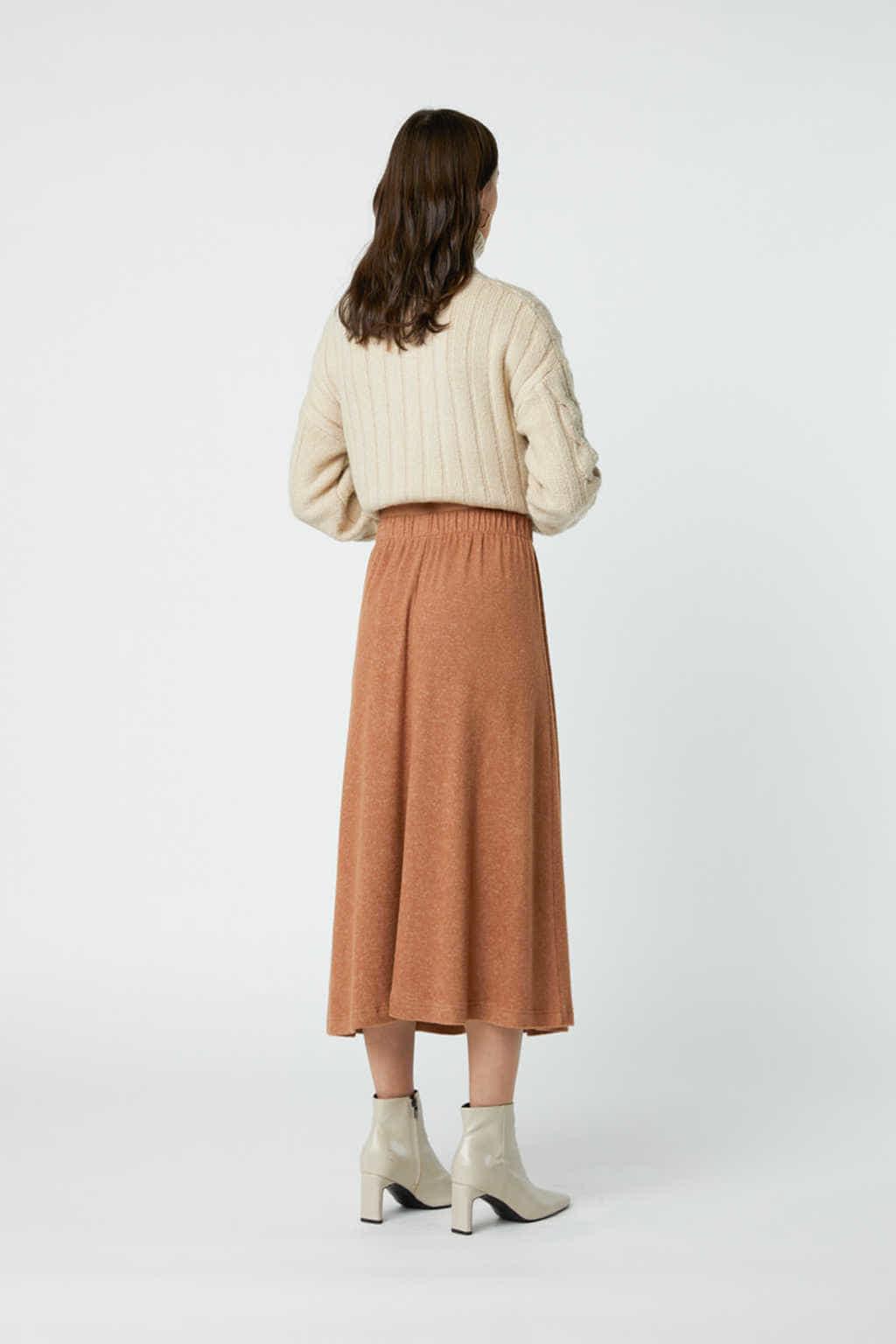 Skirt 2701 Pink 4