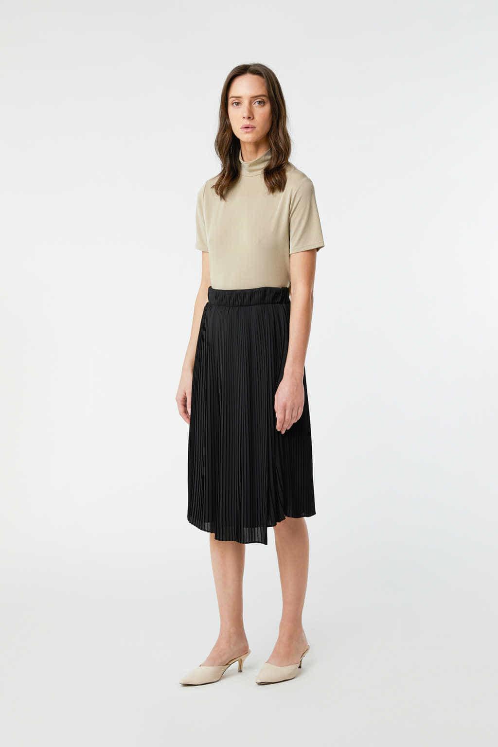 Skirt 3078 Black 8