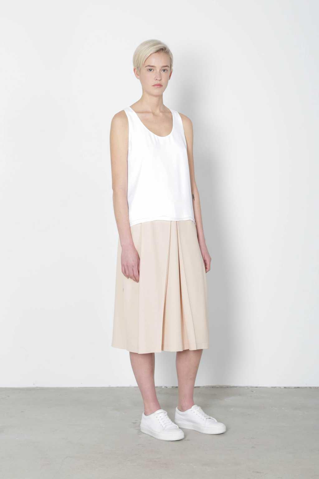 Skirt 6032 Beige 1