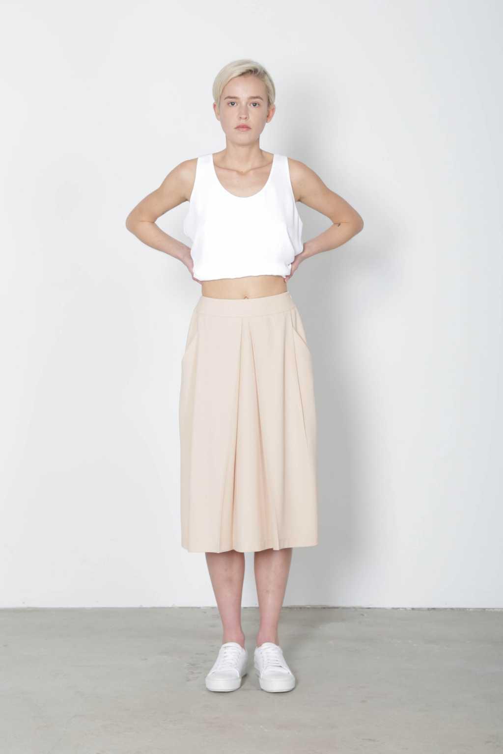 Skirt 6032 Beige 3