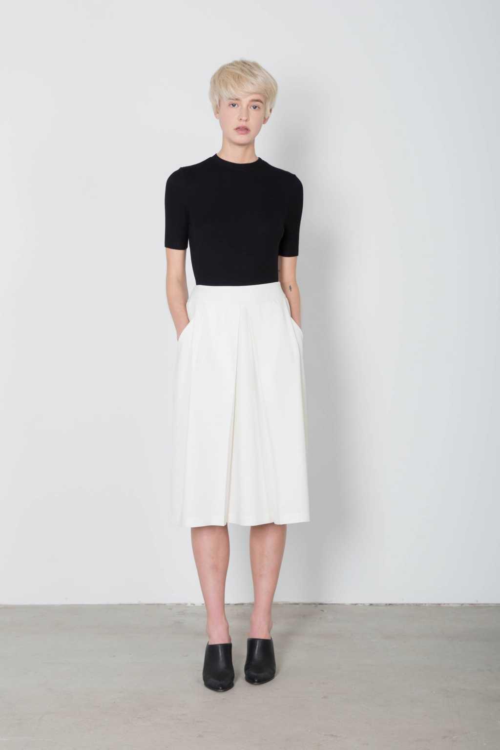 Skirt 6032 White 5