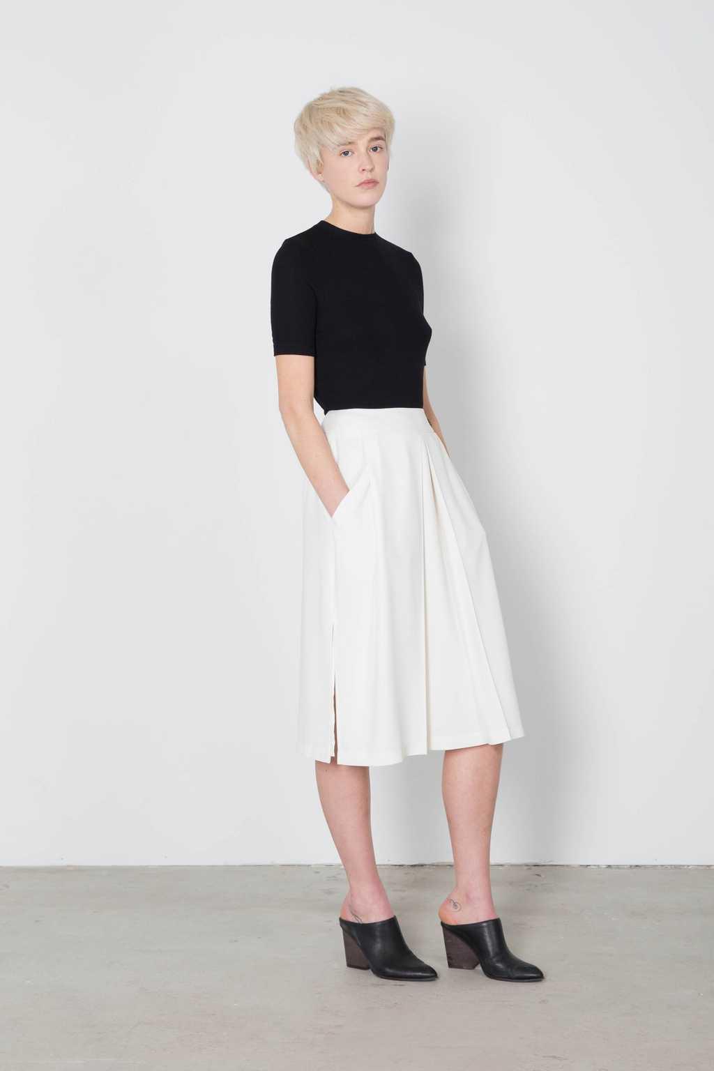 Skirt 6032 White 6