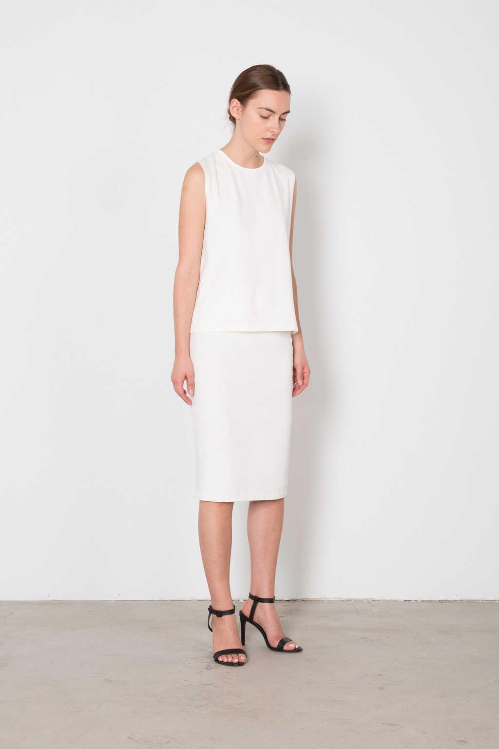 Skirt 6039 White 2