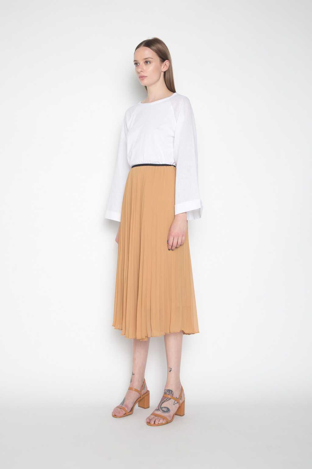 Skirt G007 Beige 2