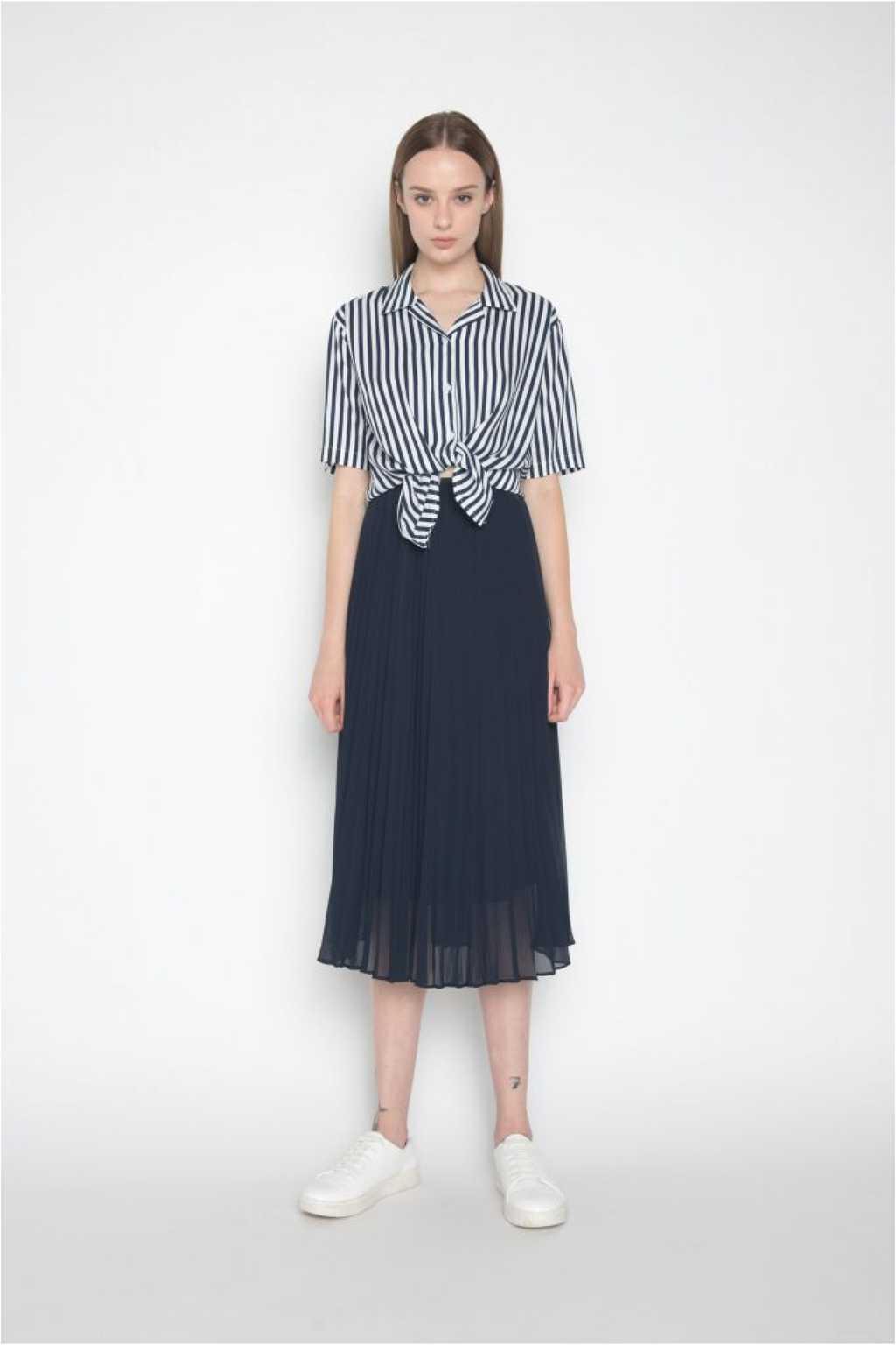 Skirt G007 Navy 7