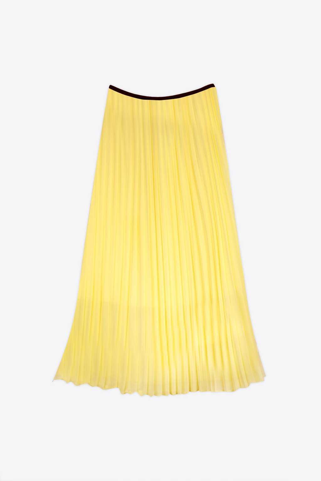 Skirt G007 Yellow 12