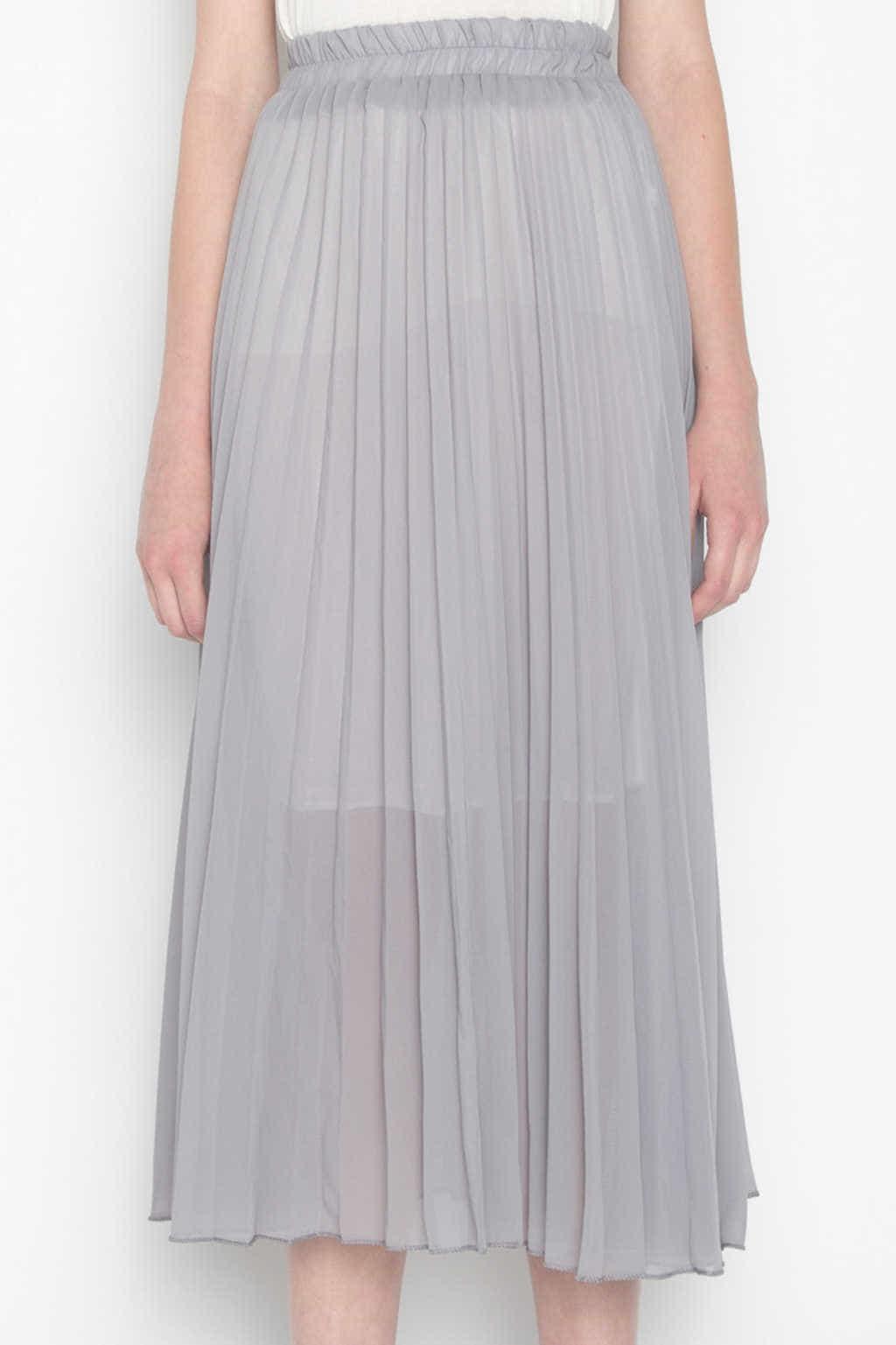 Skirt H045 Gray 3