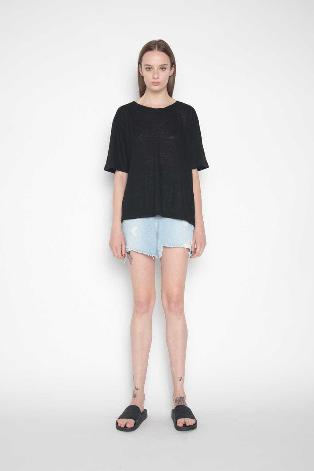 Skirt H056 Indigo 1