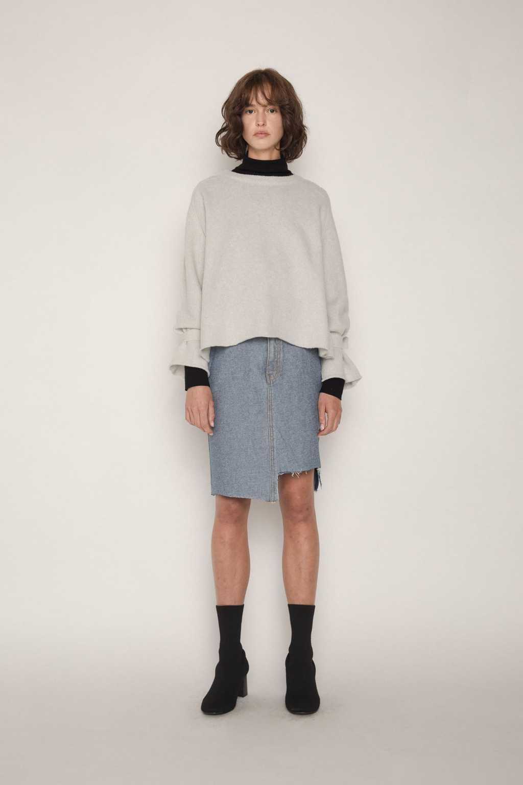 Skirt H094 Indigo 1