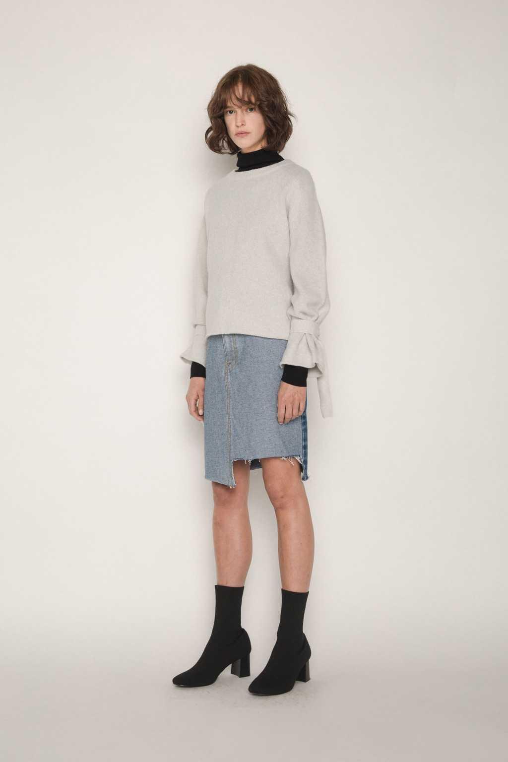 Skirt H094 Indigo 2