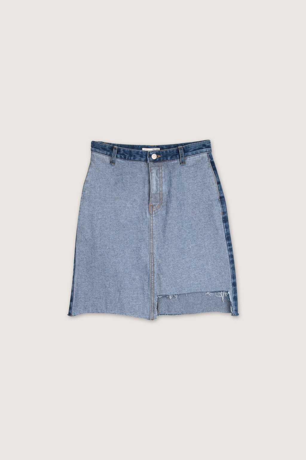 Skirt H094 Indigo 3