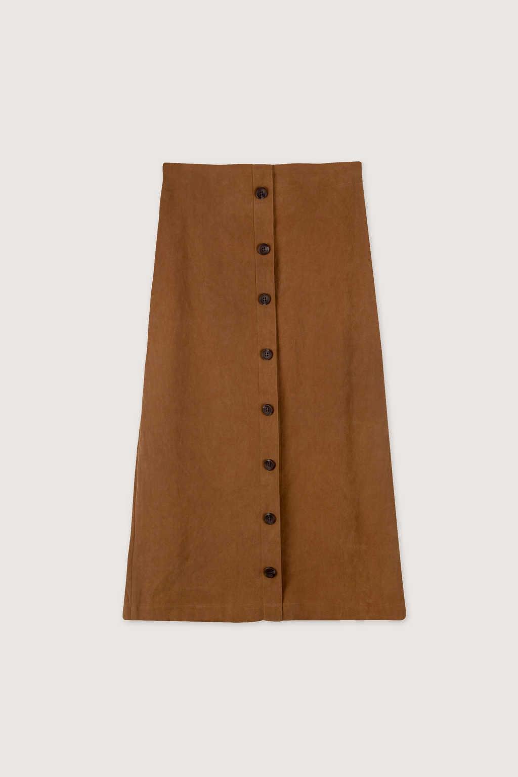 Skirt H112 Mustard 7