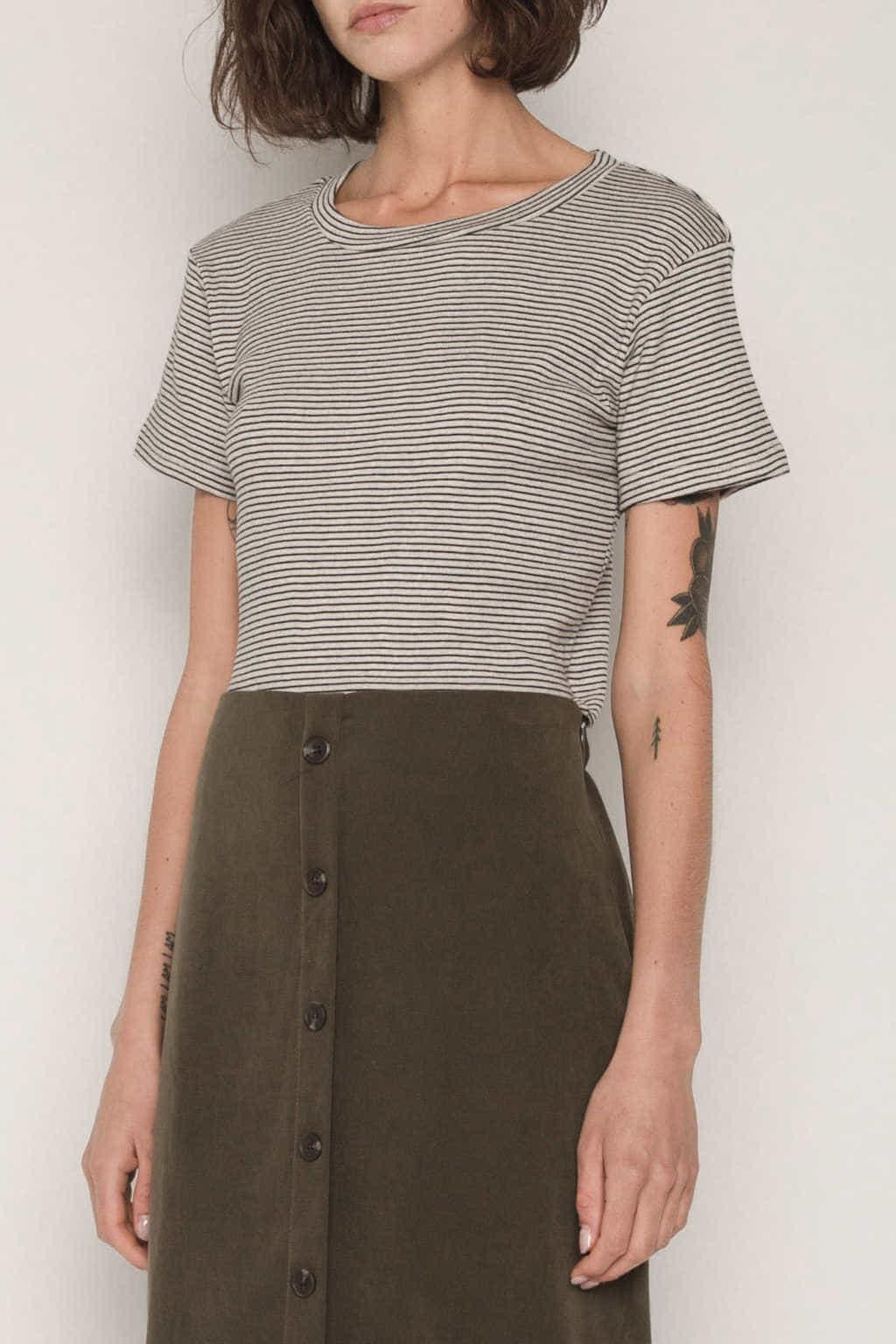 Skirt H112 Olive 2