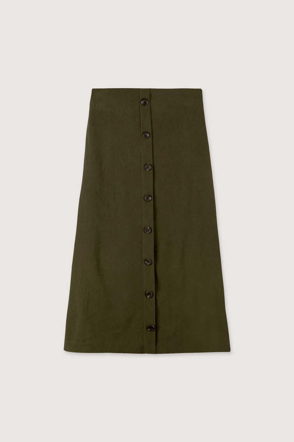 Skirt H112 Olive 5
