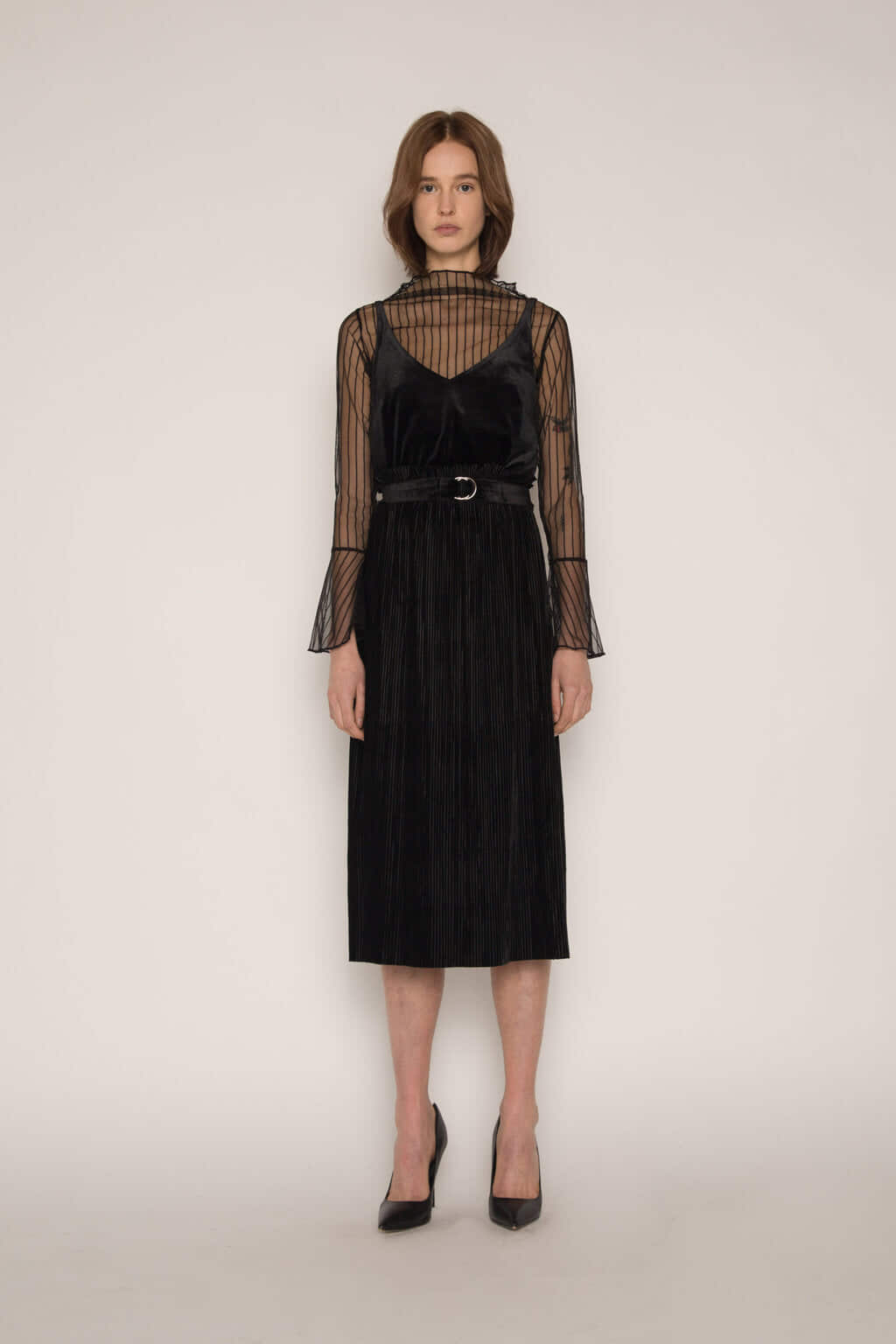 Skirt H141 Black 1