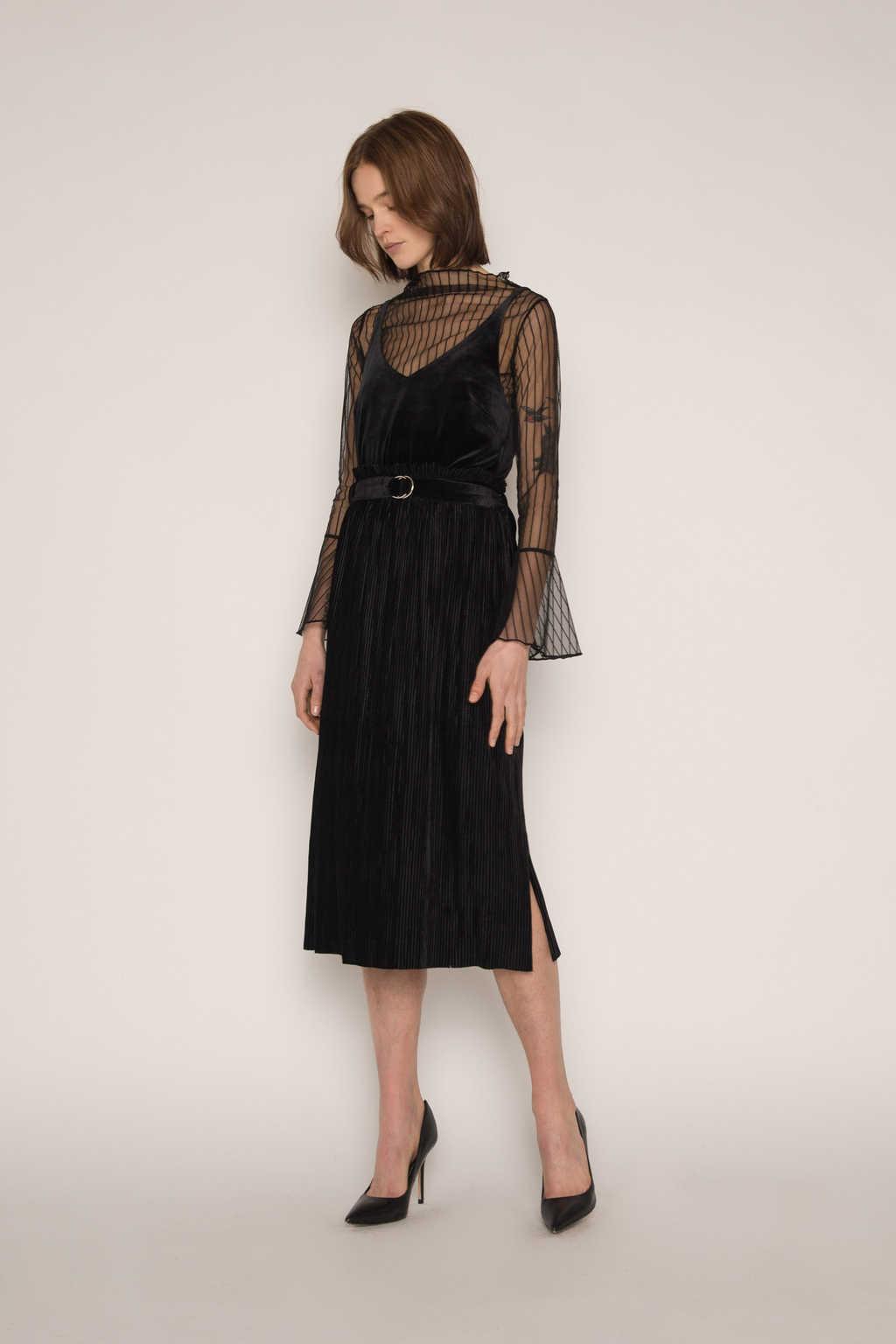 Skirt H141 Black 2