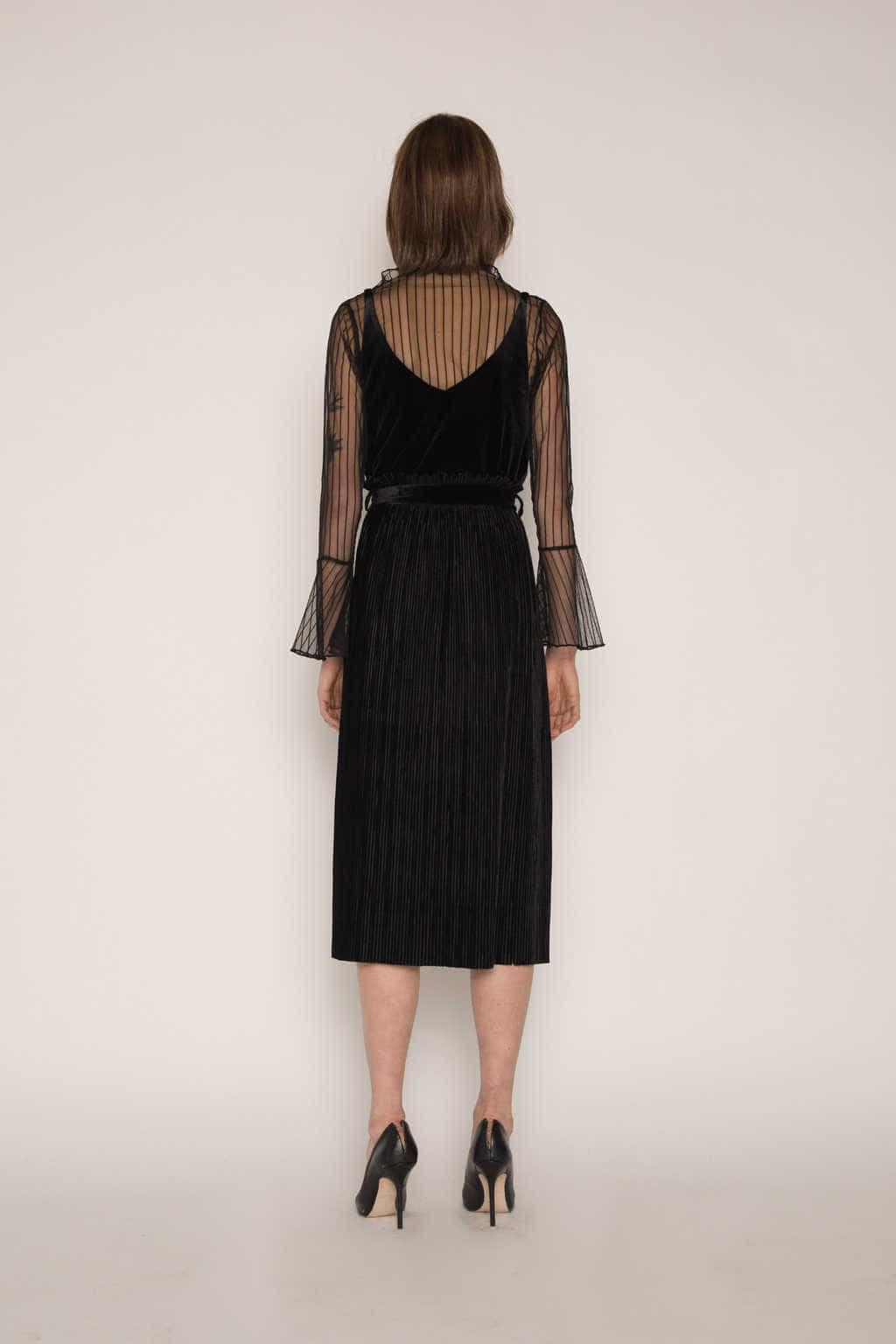 Skirt H141 Black 4