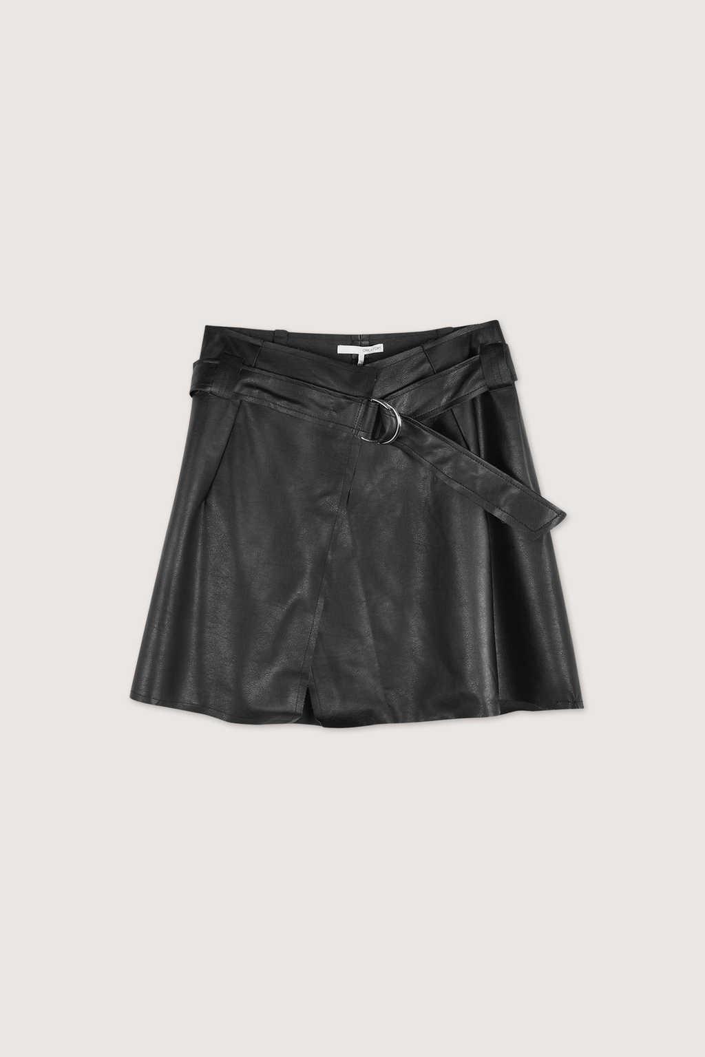 Skirt H152 Black 10