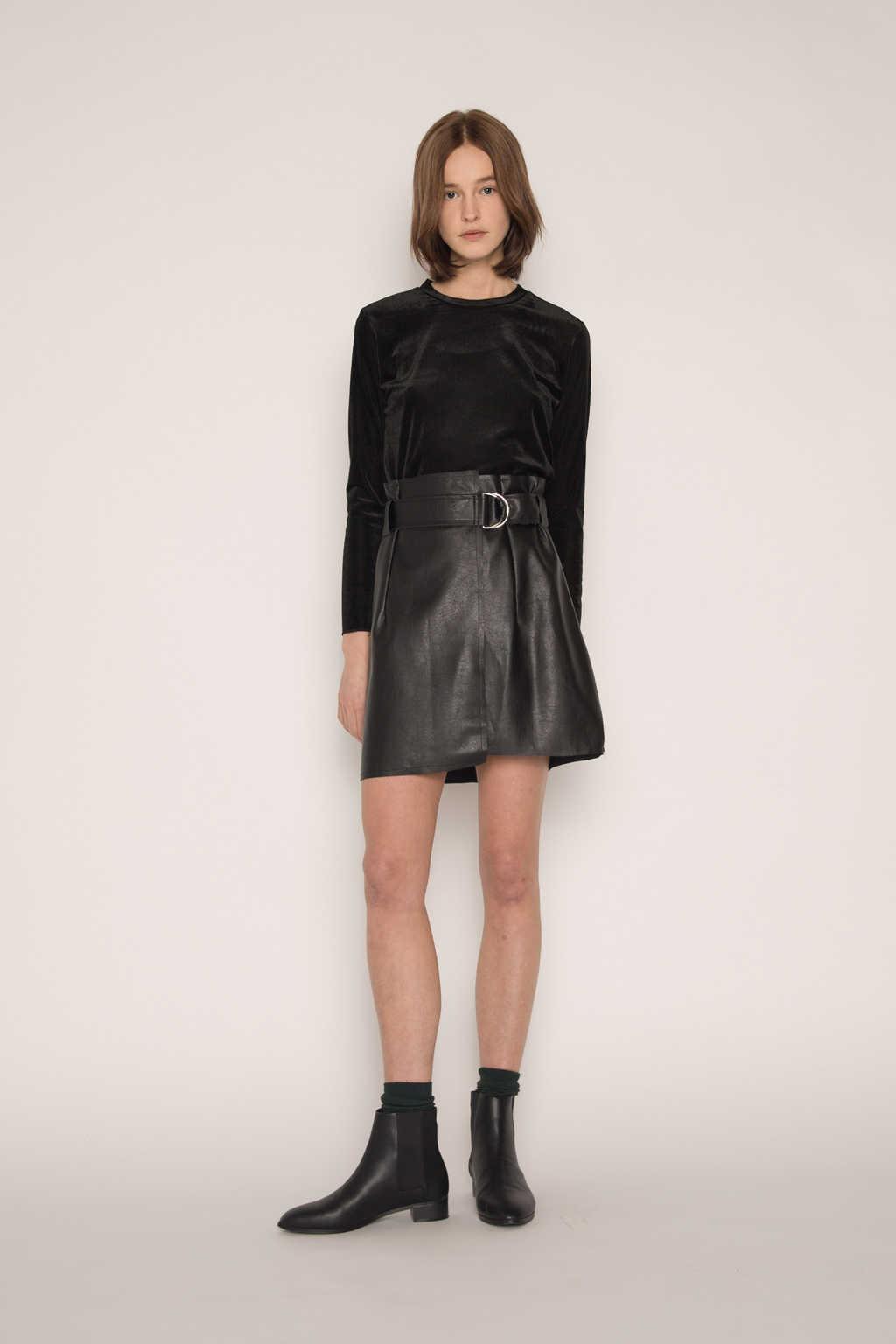 Skirt H152 Black 2