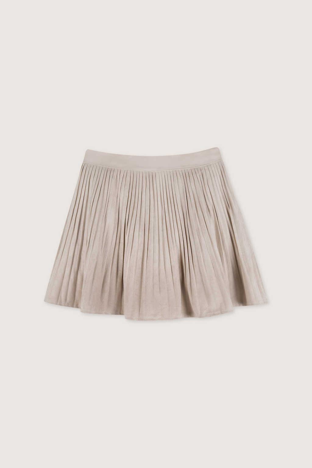 Skirt H153 Beige 7