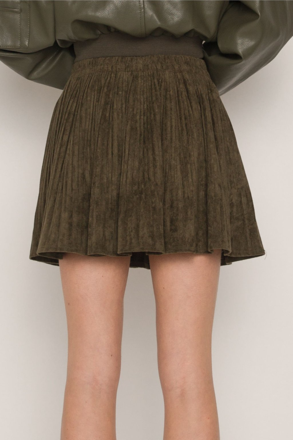 Skirt H153 Olive 3