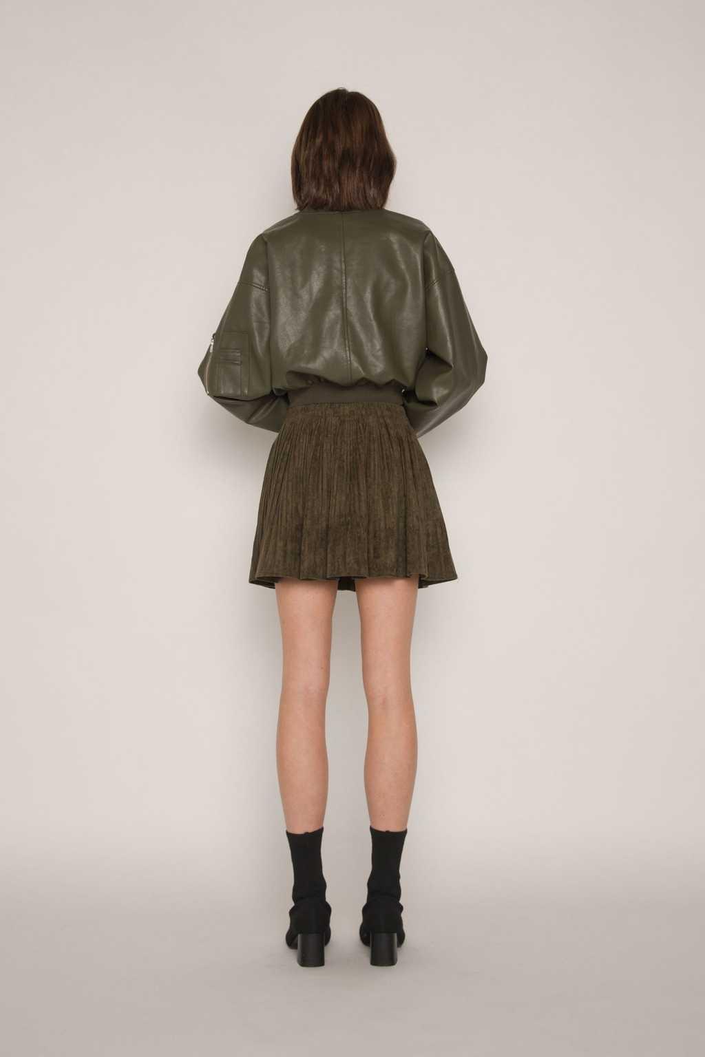 Skirt H153 Olive 4