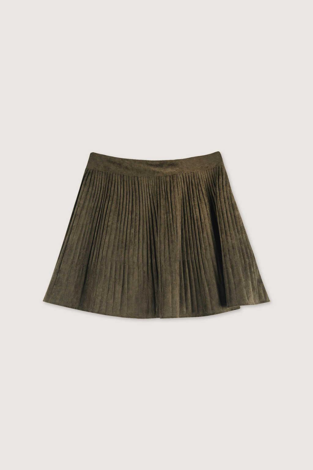 Skirt H153 Olive 5