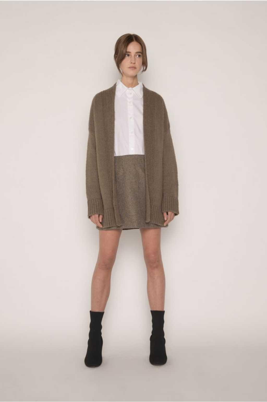 Skirt H155 Beige 1