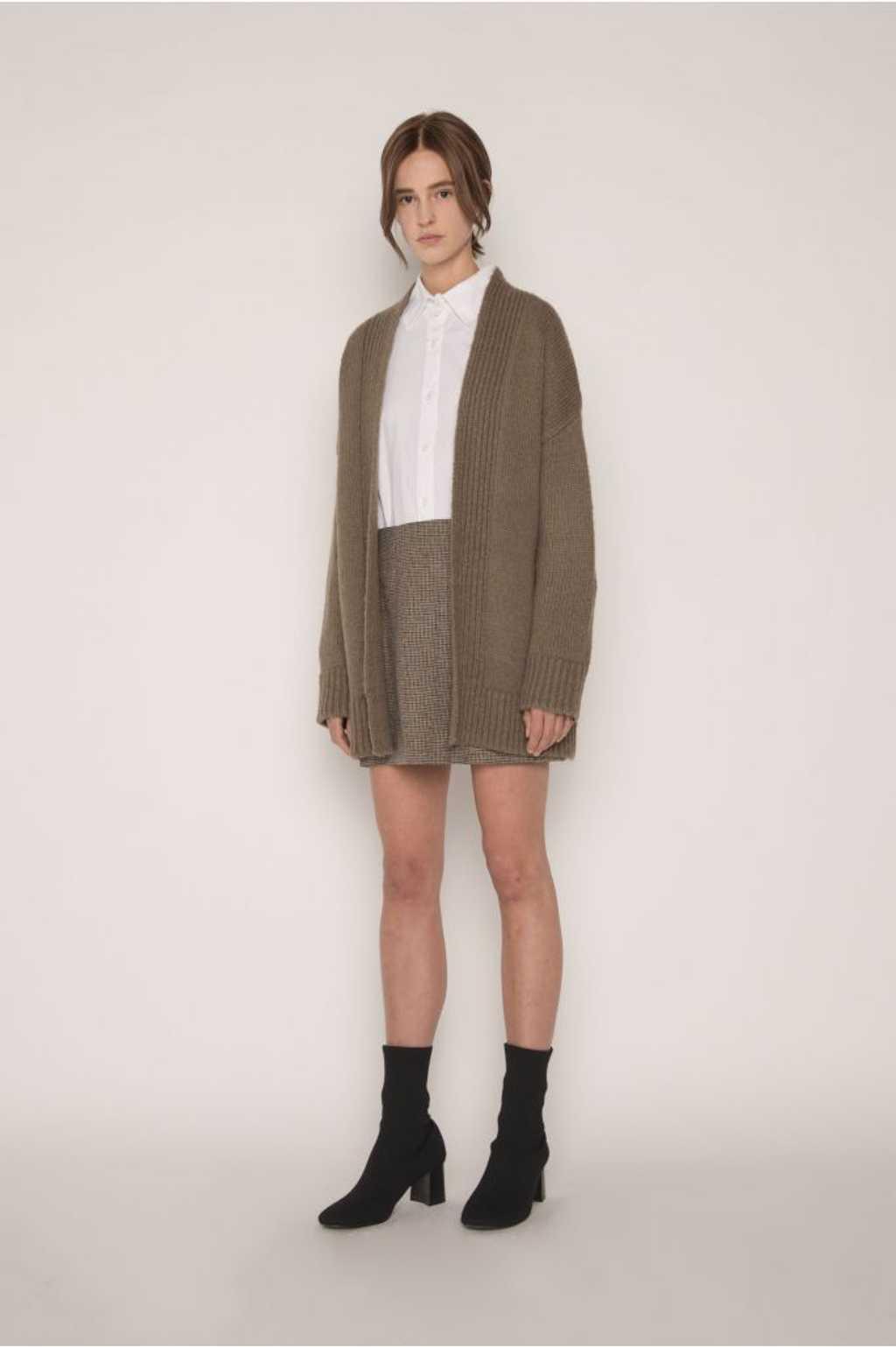 Skirt H155 Beige 2
