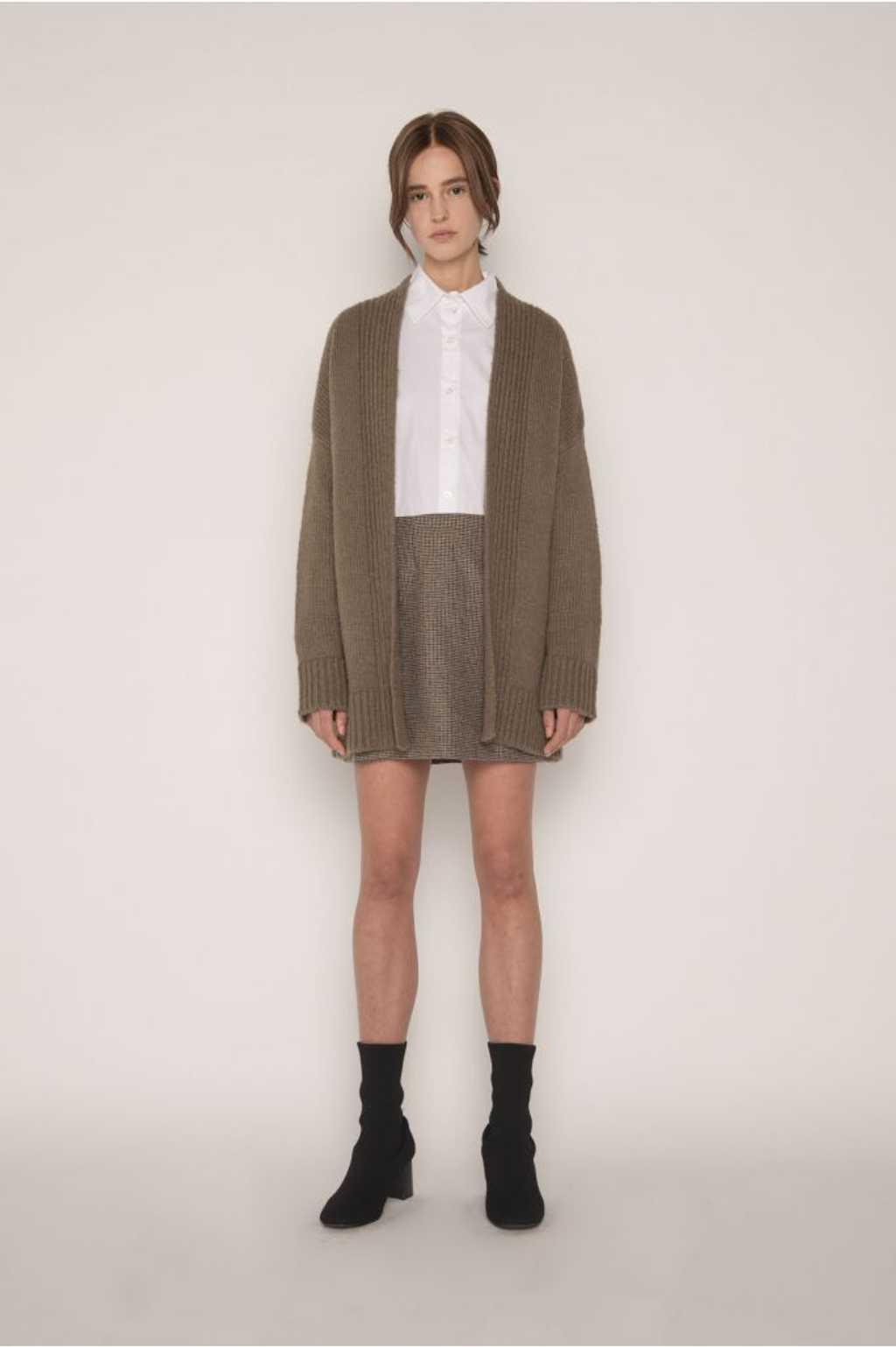 Skirt H155 Beige 3