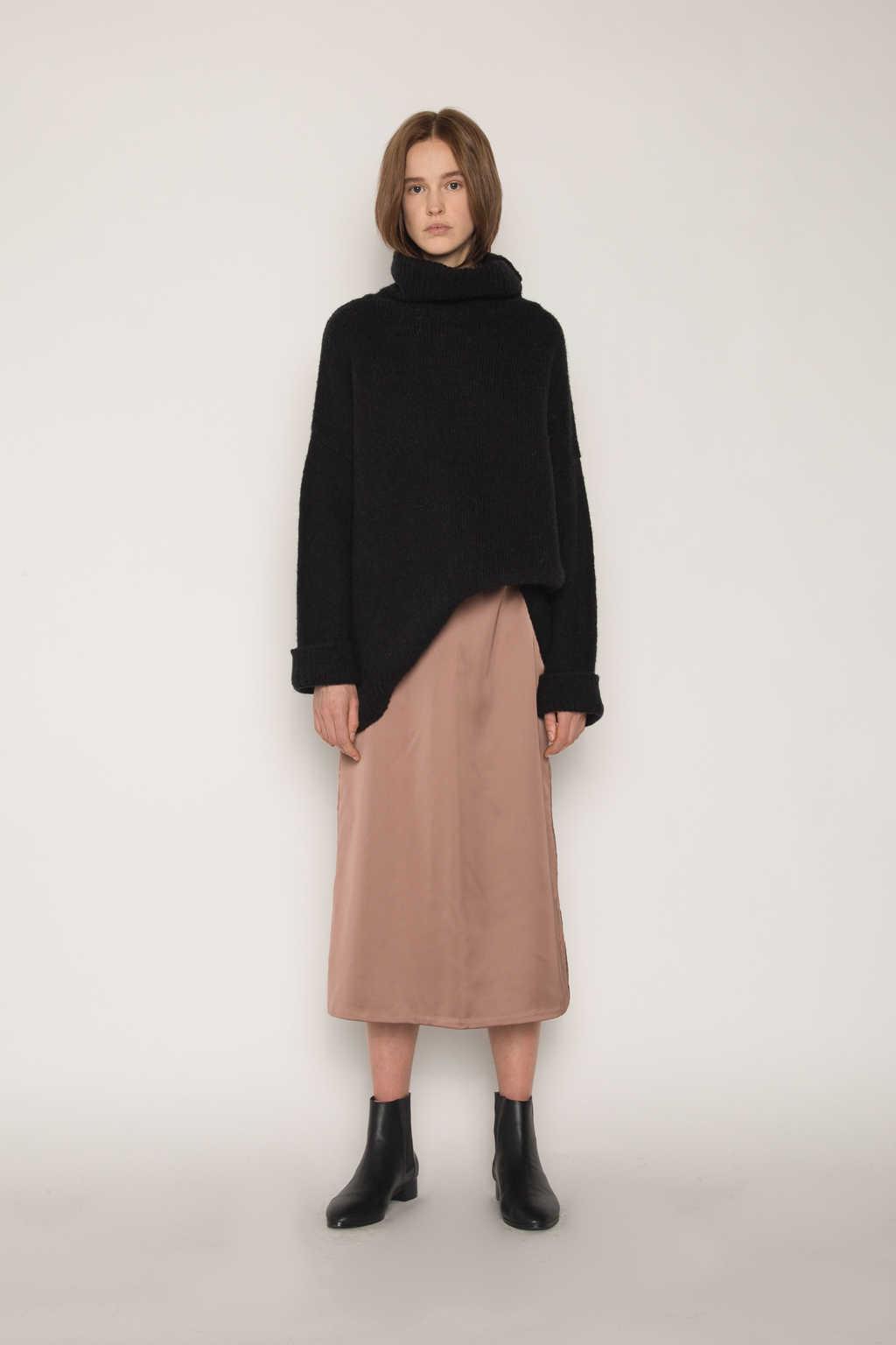 Skirt H162 Brown 1