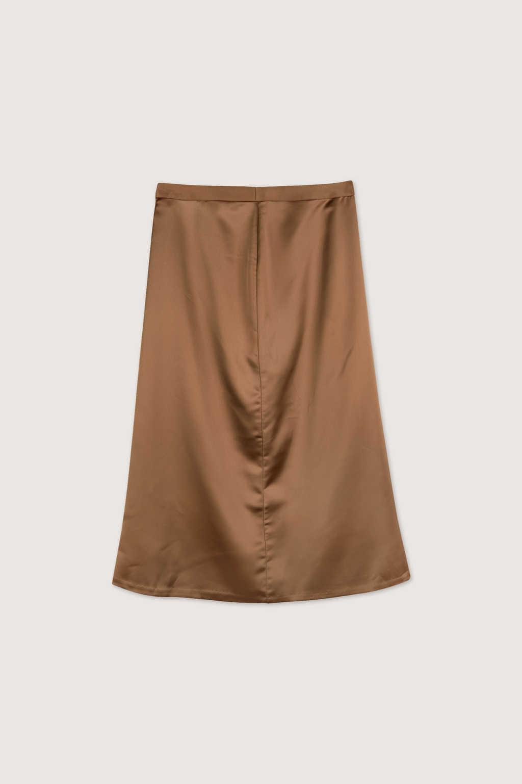 Skirt H162 Brown 10
