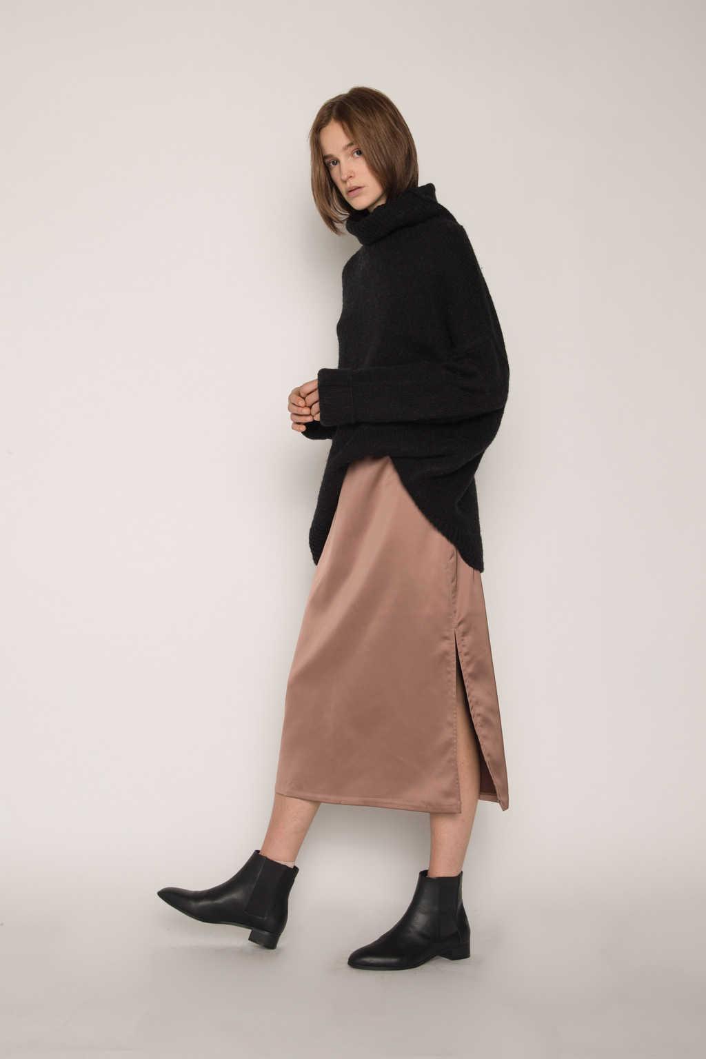 Skirt H162 Brown 3