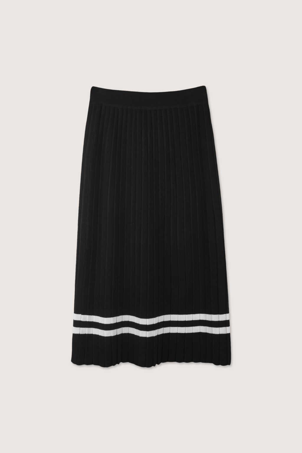 Skirt H164 Black 5