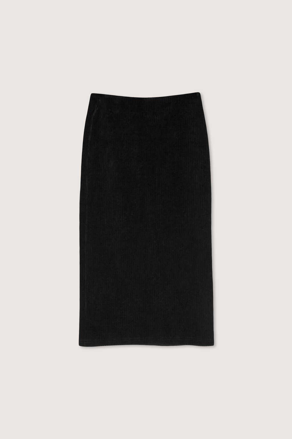 Skirt H165 Black 7
